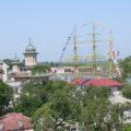 Am Schwarzen Meer: Sulina, die einzige Stadt im Delta
