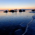Schlafen auf dem meterdicken Eis – ein ganz besonderes Erlebnis!