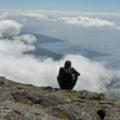 Geschafft – Fernblicke vom höchsten Berg der Azoren