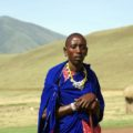 In der Ngorongoro Conservation Area leben noch zahlreiche Massai
