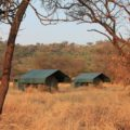 Übernachten in der Serengeti: in komfortablen Tented Camps