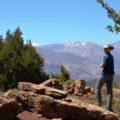 Häufig öffnet sich der Blick auf das M'Goun-Massiv – im Sommer ein Trekkingparadies