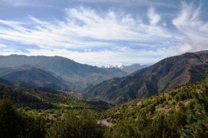 Der Hohe Atlas – Ein ideales Wanderziel für gemütliche Touren durch grüne Täler sowie etwas anspruchsvollere Trekkingtouren in größere Höhen.