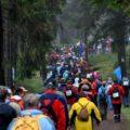 Deutschland - Rennsteiglauf - Läuferfeld