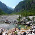 Im idyllischen Thethi-Tal