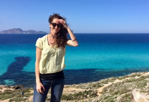 Theodora Weck – unsere Reiseleiterin für Sizilien!
