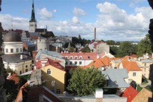Tallinns Altstadt: kultige Restaurants, Bars und schmale Gassen