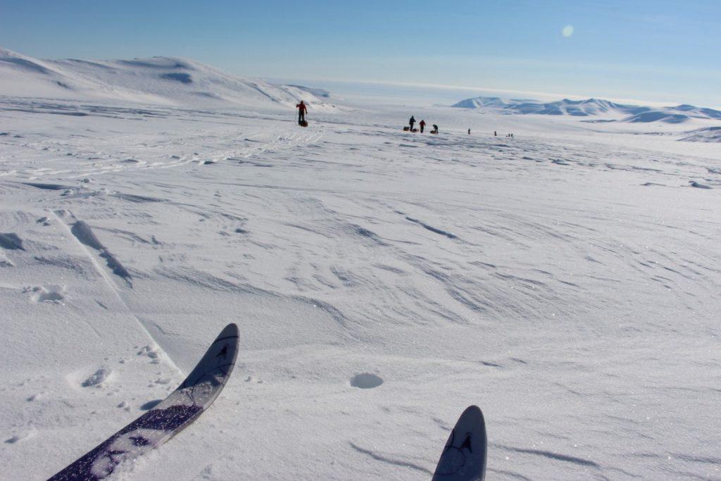 Spitzbergen: wo das Weiß kein Ende hat …