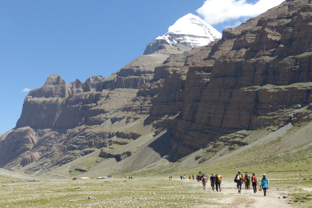 Die Kailash-Kora ist für Tibeter als auch für Tibet-Reisende ein einmaliges und sehr beeindruckendes Erlebnis.