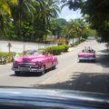 Fast schon ein Muss: per Oldtimer durch Havanna