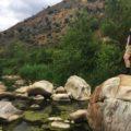 Flusswanderung in der Tiberio-Schlucht