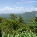 Ausblick vom Startpunkt der Wanderung in der Sierra Maestra
