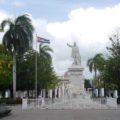 Der Parque Martí in Cienfuegos