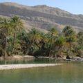 Traumhafte Erfrischung bietet das Wadi Bani Khalid