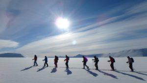 Schneeschuhwandern: wenn wenig ganz viel ist