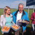"""Kaviar-Empfang"" im sibirischen Dorf Blumenfeld"