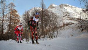 Bessans, gelegen in den Savoie-/Westalpen in den Haute Maurienne auf einer Meereshöhe von über 1750 m ist bestens geeignet, die Ski-Saison hier als Wettkampf  beginnen zu lassen.