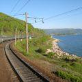 Das Ziel und Höhepunkt der Reise, der Baikalsee