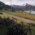 Und wenn mal Zeit übrig ist, dann sind die Fahrräder da, um die Umgebung zu erkunden.