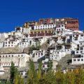 Das Kloster von Thiksey erinnert stark an den Potala-Palast in Lhasa