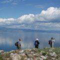 Wanderungen mit Ausblicken auf den Baikalsee