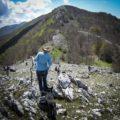 Wanderung zum Hausberg, dem Monte Cocuzzo