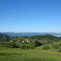 Liebliche Landschaft im Zlatibor-Gebirge
