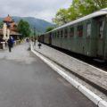 Schmalspurige Gebirgsbahn