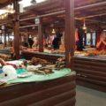 Fischmarkt in Listwjanka