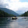 Paddeltour auf dem Fluss Drina