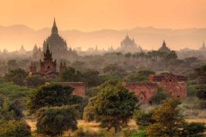 Myanmar, das Land der goldenen Pagoden