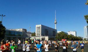 42,195 km durch Berlin bei phänomenaler Stimmung