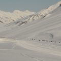 """Einmalig: 42 oder 21 km klassisch im arktischen """"Nowhere"""""""