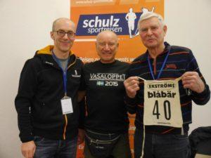 Frank Schulz freut sich auf Monty Gräßler und Gert-Dietmar Klause