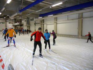 Kostenfrei: Skilanglaufkurse