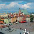 Altstadt von Warschau - polnische Hauptstadt