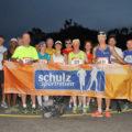 Stolze Teilnehmer des Havanna-Marathon
