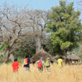 Ziel der Reise ist das Hinterland und die Dörfer der Bedik und Bassari