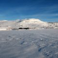 Finse auf 1222 m, Startpunkt der Expedition