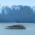 Neue Perspektive: Bootstour an der Abbruchkante
