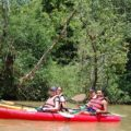 Per Kajak durch Costa Ricas Naturparadiese