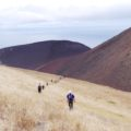 Wanderung auf Faials neuem Land - Capelinhos