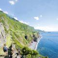Steilküstenwanderung auf Flores