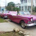 Eine Fahrt mit dem Oldtimer in Kuba ist immer ein Erlebnis