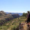 Die Naukluft-Berge sind das Wandergebiet schlechthin in Namibia