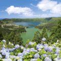Der Sete Cidades auf Sao Miguel ist ein wahres Naturschauspiel.