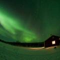 Die Chancen auf Polarlichtsichtungen sind im März und Februar besonders gut.