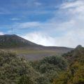 Unterwegs am Vulkan Irazu