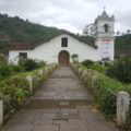 Kirche in Orosi, Costa Rica