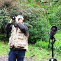 Auf Vogelbeobachtungstour